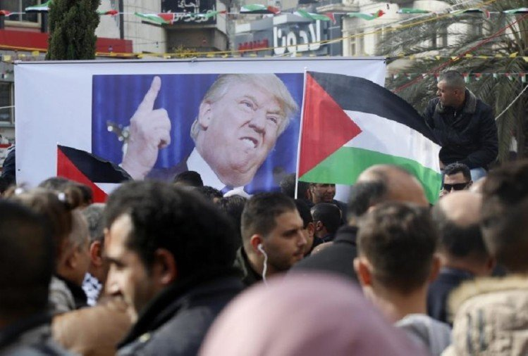 Protest Continuous in Jerusalem against American Ambassador