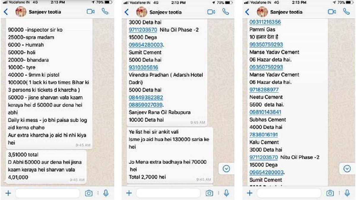 Image result for UP पुलिस की उगाही रेट लिस्ट हुई वायरल, पूरी क्राइम ब्रांच की टीम भंग, एसएसपी ने दिए जांच के आदेश