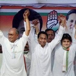मध्य प्रदेश में चुनाव से पहले कांग्रेस ने दिग्विजय सिंह और ज्योतिरादित्य को दी बड़ी जिम्मेदारी