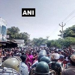 तमिलनाडु में प्लांट के विरोध में हिंसक हुए प्रदर्शन में 9 की मौत, दर्जनों घायल