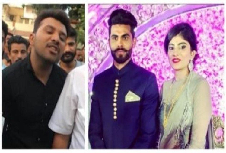 Controversies of cricketer Ravindra Jadeja and his wife