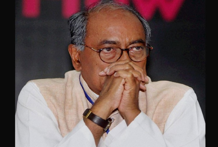 विवादास्पद बयान को लेकर दिग्विजय सिंह के खिलाफ बिहार में मामला दर्ज, 13 सितंबर को सुनवाई