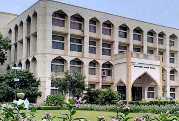 BA Hons and MA in Sanskrit from Jamia Millia Islamia university