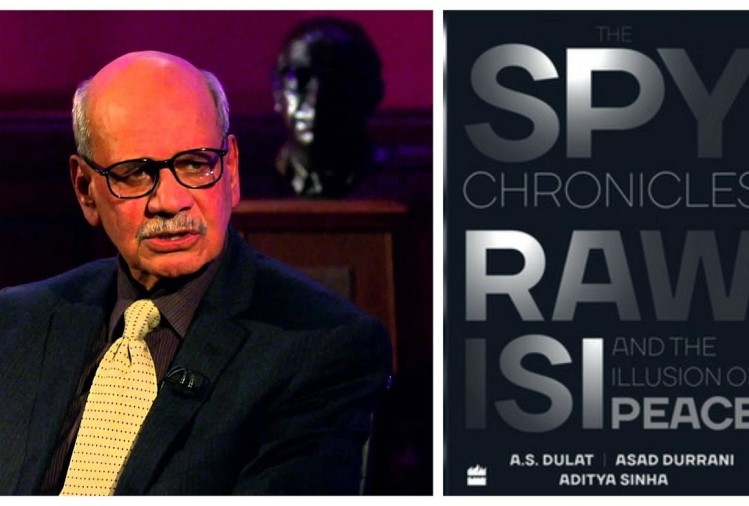 ex ISI Chief wrote book with ex Raw Chief