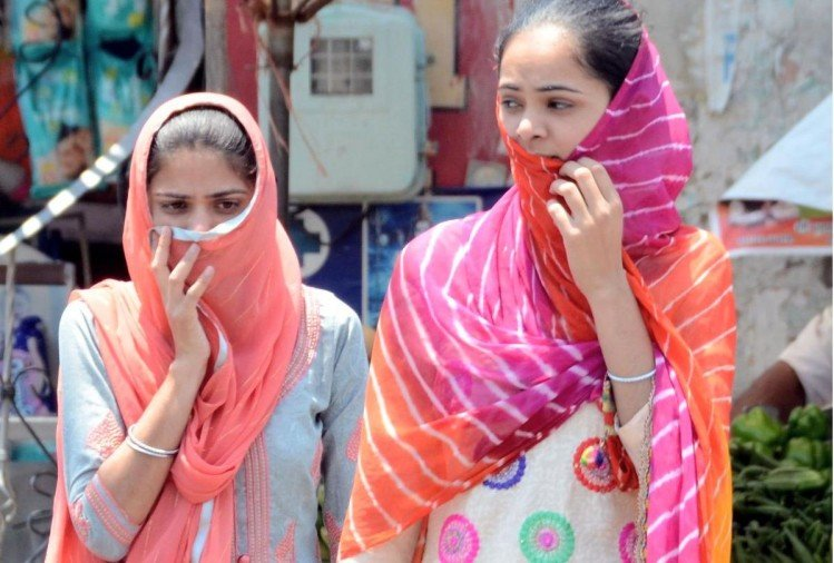Heatwave Hits Himachal Pradesh hottest day recoded Una at 44.2 degree Celsius