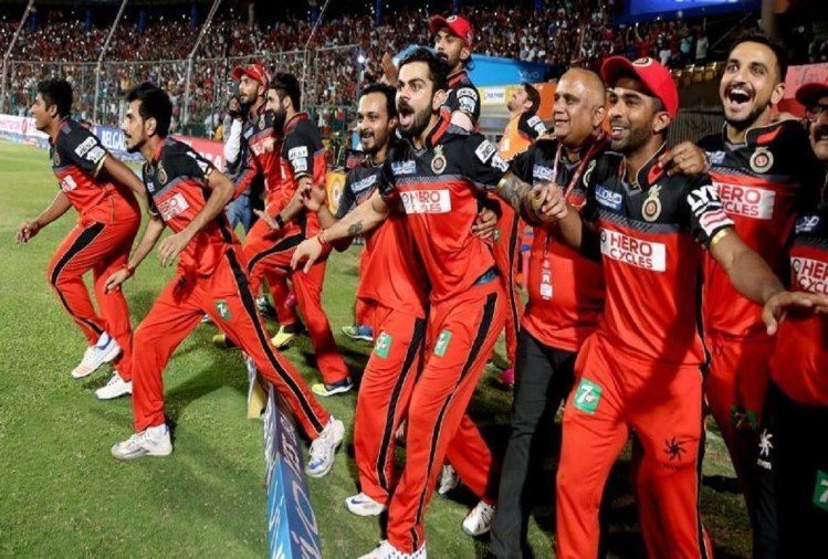 RCB Team | Online Cricket Betting India