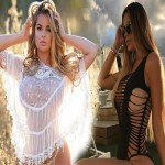 See pics of worlds most hottest model Anastasia Kvitco