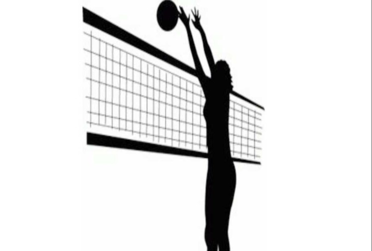 All India Women's Volleyball Championship at jubbal shimla