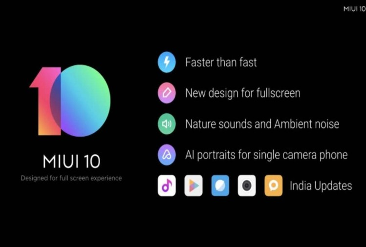 Xiaomi MIUI 10 top features