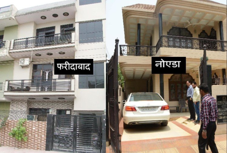 raid on brajpal chaudhary house