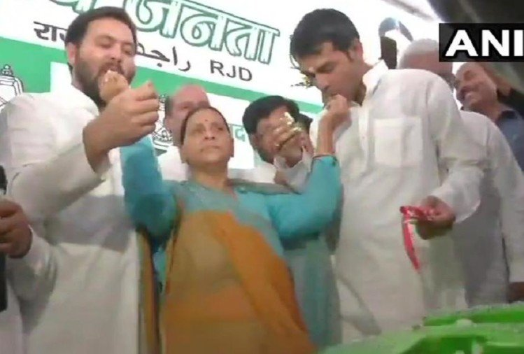 lalu yadav celebrating 70th birthday, upendra kushwaha firm that pm modi will be pm in 2019