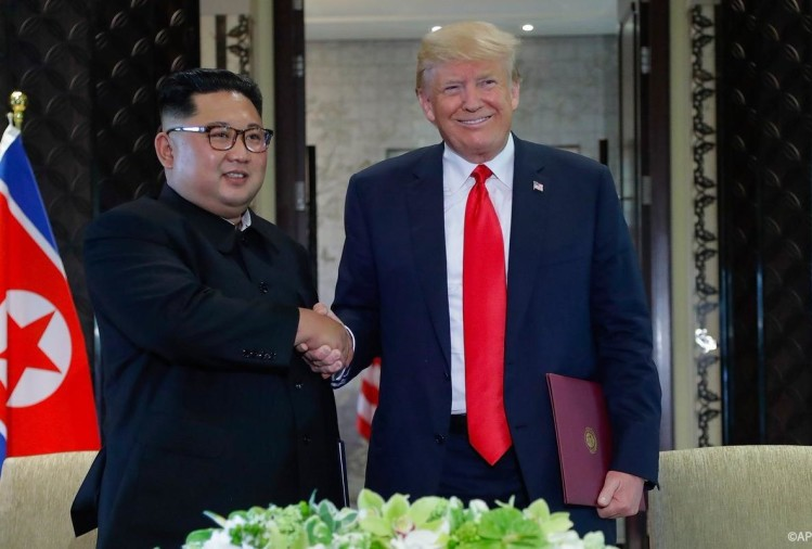 Kim wants another meeting with trump according to his personal letter to trump