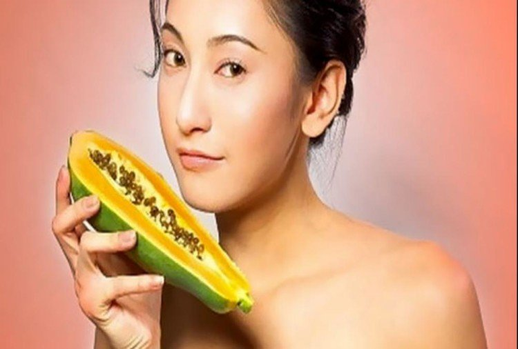 Know how papaya can help you to have fair glowing skin