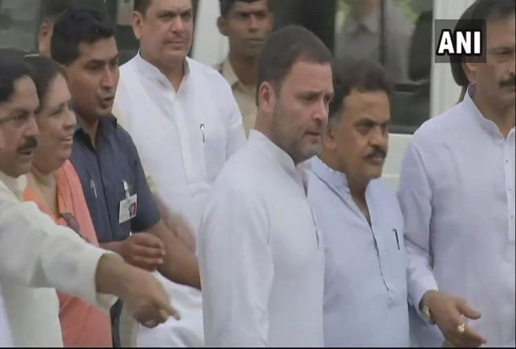 Congress president Rahul Gandhi to appear in Bhiwandi court in RSS defamation case