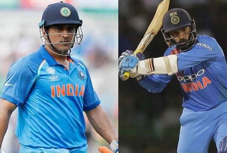 अब धोनी नहीं,  वर्ल्ड कप में 'फिनिशर' होगा टीम इंडिया का यह खिलाड़ी। जाने कौन ?