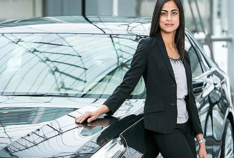 dhivya Suryadevara to become CFO of biggest auto company general motors