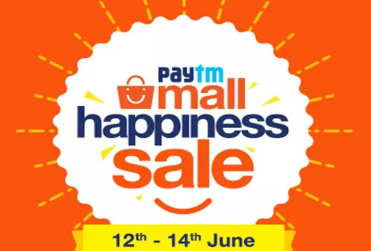 Paytm Happiness sale