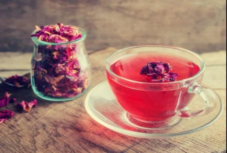 rose tea weight loss