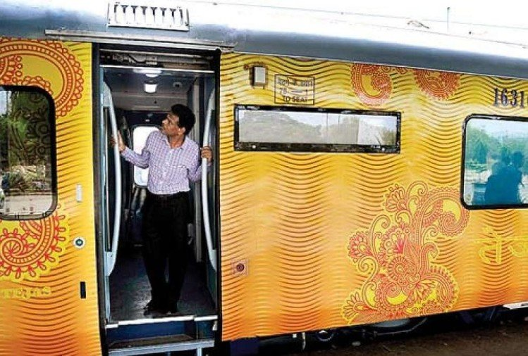 new tejas express between delhi and chandigarh started, shatabdi express to be curtailed