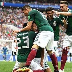 GERvMEX: 31 साल बाद टूटा जर्मनी का रिकॉर्ड, लोनाजो के गोल से मैक्सिको ने जीती बाजी