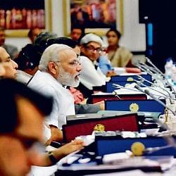 नीति आयोग की बैठक: एकसाथ चुनाव पर व्यापक चर्चा के पक्ष में पीएम मोदी