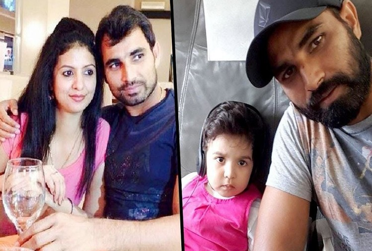 IPL 2020: KXIP pacer Mohammed Shami gets emotional for his daughter