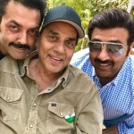dharmendra,sunny and booby deol