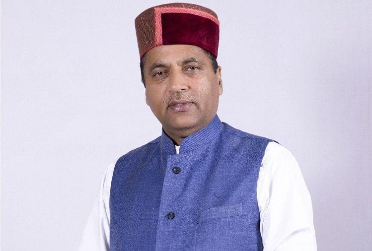 cm jairam thakur statement over officers at shimla