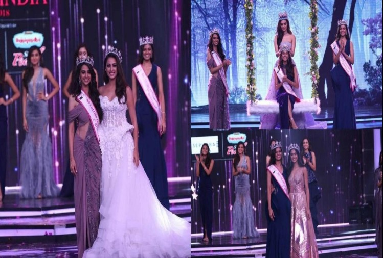 See glamorous pics of Anukreethy Vas from Tamil Nadu who crowned as Miss India 2018