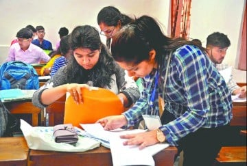 DU Admission- students not  filled All options in application now facing problems