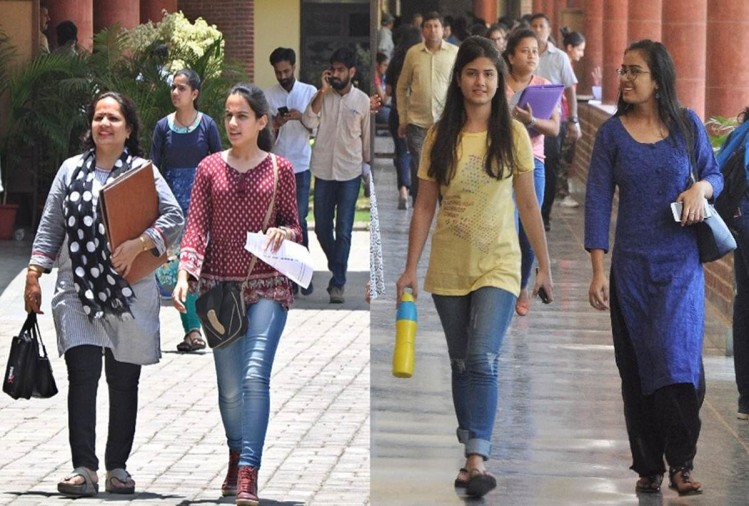 du third cutoff list issued, less chances of admission in north campus delhi ncr