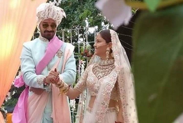 Rubina Dilaik Got Married With Abhinav Shukla See First