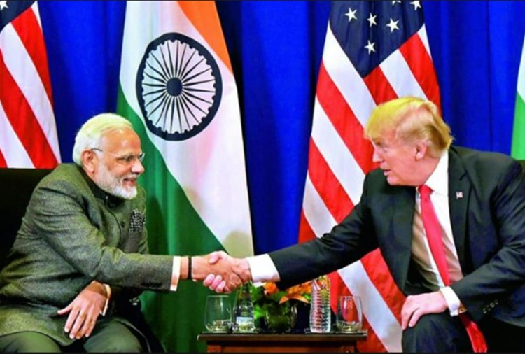 US President Donald Trump may be the chief guest at the January 26/2019 Republic Day parade.