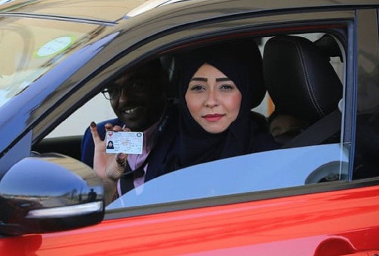 Saudi Arabia ends its longstanding ban on women driving officially