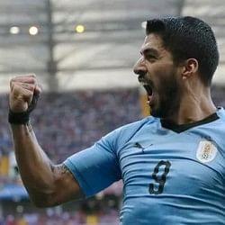 फीफा विश्व कप 2018 लाइव: उरुग्वे का दूसरा गोल, मेजबान रूस पर 2-0 की अहम बढ़त
