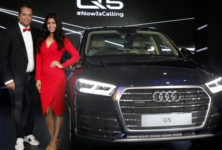 audi launches petrol version of q5 series, price starting 55 lakh