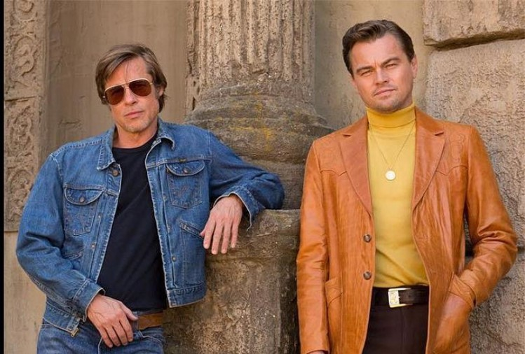 Leonardo DiCaprio and Brad Pitt starrer Once Upon a Time in Hollywood first look viral