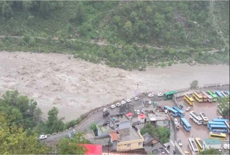 Image result for हिमाचल प्रदेश बाढ़