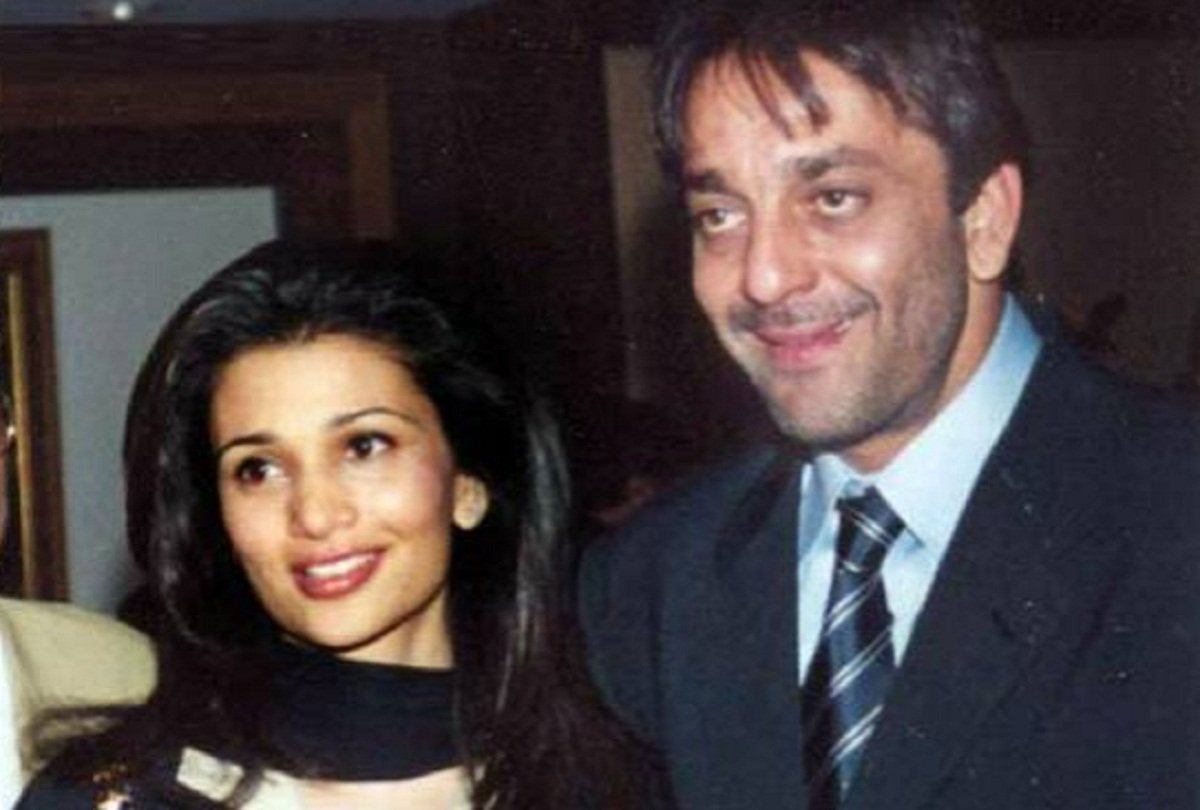 Image result for sanjay dutt and wife pillai