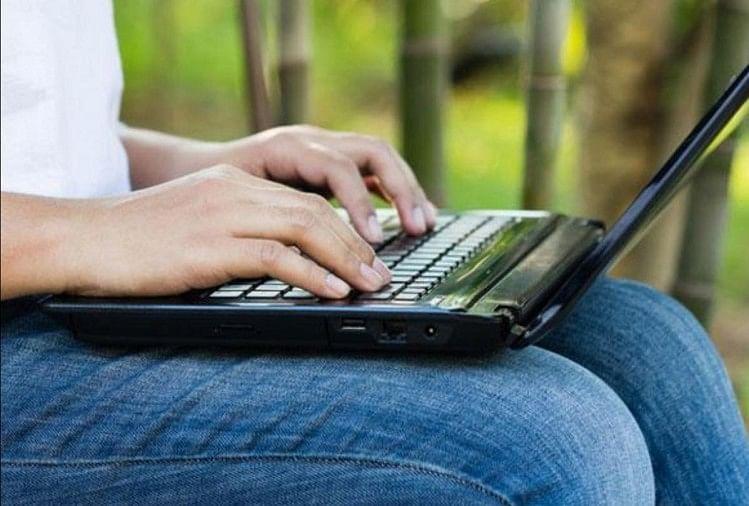 एससी-एसटी छात्रों को बांटने के लिए आईटी विभाग ने खराब लैपटॉप मंगाए थे
