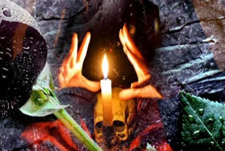 Tantrik baba Stole dead body Head during funeral in Roorkee