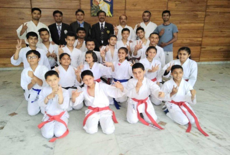 players of himachal will participate in International Friendship Karate Championships