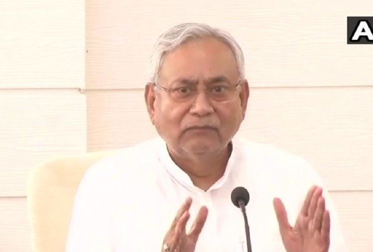 CM Nitish Kumar on Mahagathbandhan we JDU & BJP are working together in Bihar only