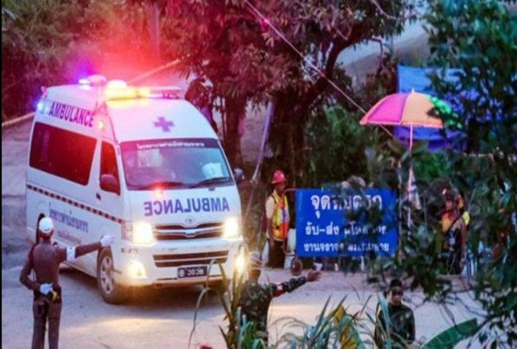 Thailand cave rescue: thai boys can not go to see world cup Final says doctor