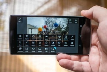 Best Mobile Apps For Photo Editing
