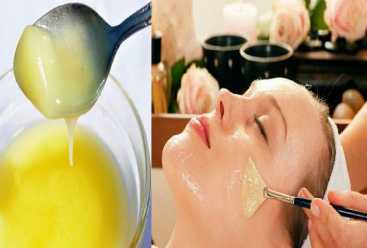 desi ghee benefits for skin