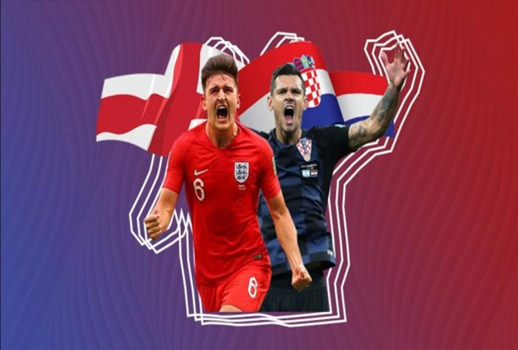 2ND SEMI FINAL OF FIFA WORLD CUP 2018: England Vs Croatia, Where And How To Watch Live Streaming