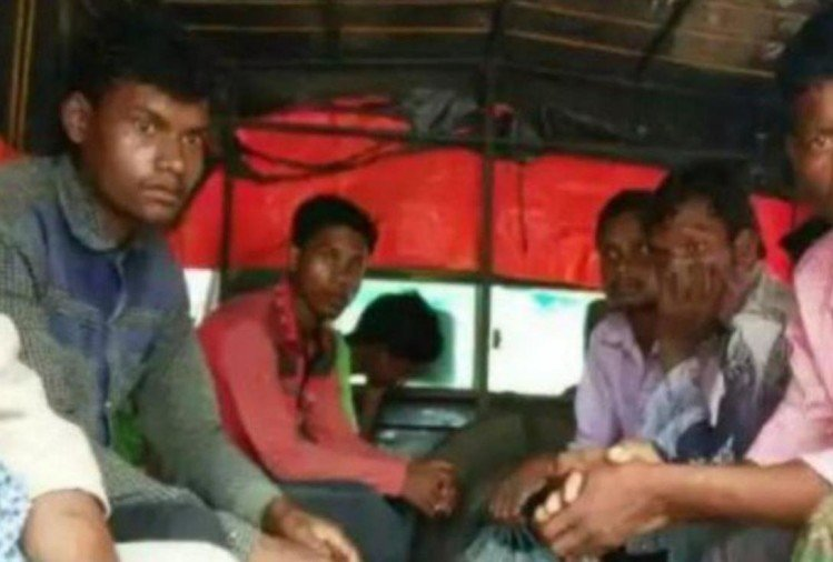 Jharkhand: police are probing a south India based institution role in dumka conversion case