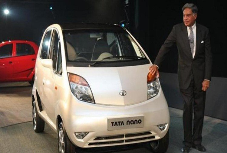 Tata Nano car production may be closed, Heavy fall in exports