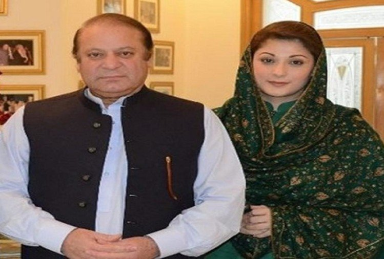nawaz sharif and mariyam sharif have to give Application for Hitech prison